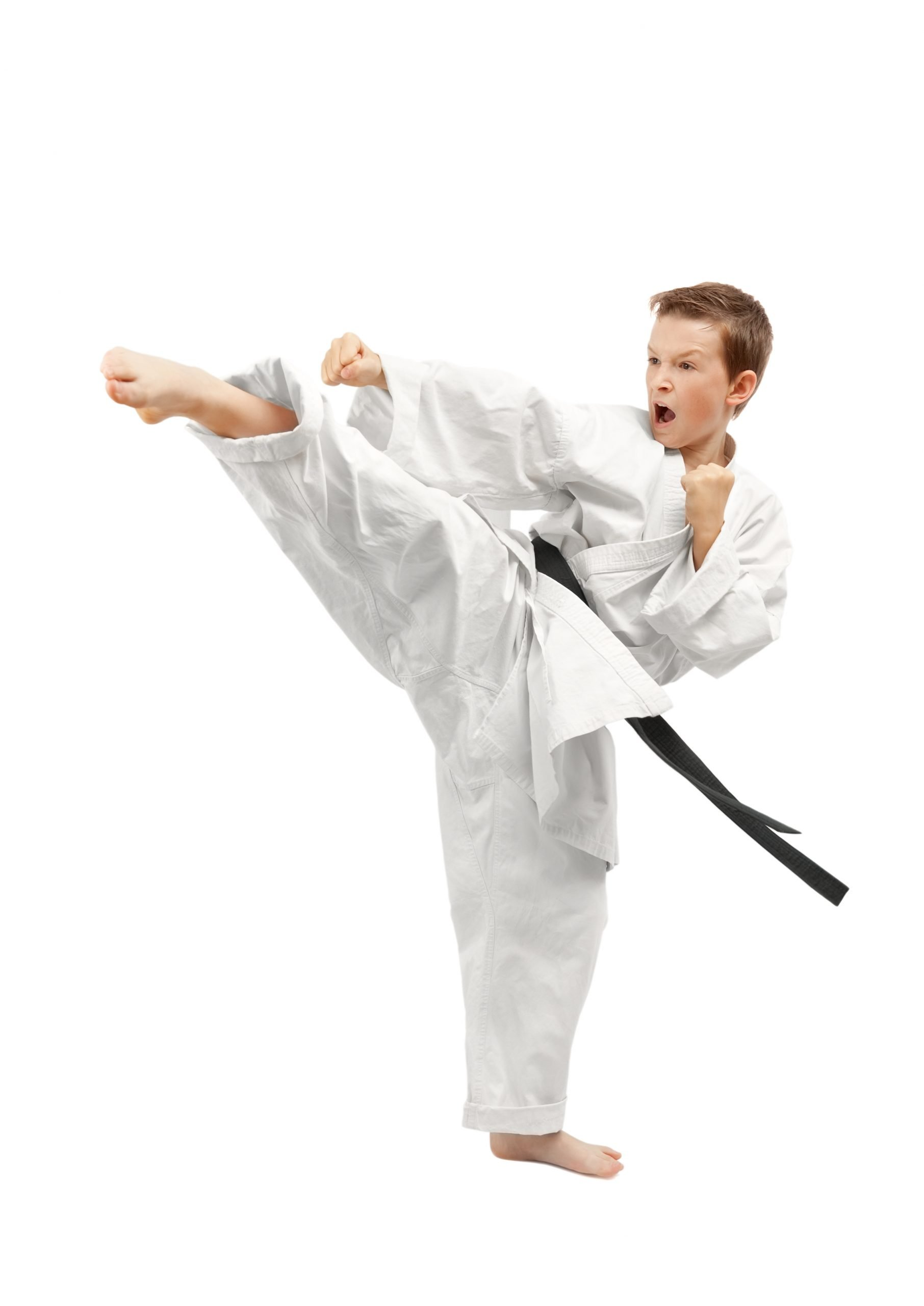 youth martial arts and strength building, discipline